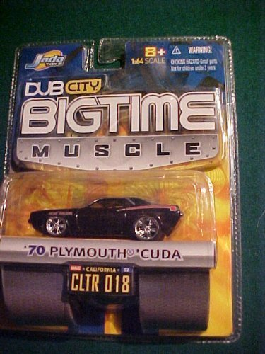 70-plymouth-cuda-dub-city-bigtime-muscle-by-jada-toys
