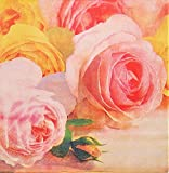 #10: Decorative Printed Decoupage Tissue Paper Napkins