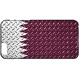 Funda Carcasa para iPhone 6 Bandera QATAR 05