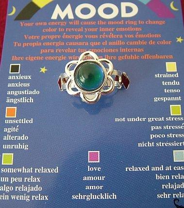 bague-dhumeur-en-forme-de-fleur-sur-une-carte-avec-code-couleur-vous-annonant-tableau-votre-intrieur