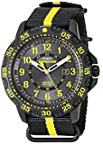 Timex Expedition Gallatin Slip-Thru Watch - Black/Yellow