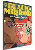 "Poster Black Mirror ""Vintage"" 10 - Formato (42x30 cm)"