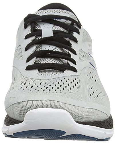 Asics 33-FA, Scarpe sportive, Uomo Grigio (Silver Grey/Mosaic Blue/Onyx 1053)