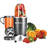 Nutribullet 8-Piece High-Speed Blender/Mixer System - Grey