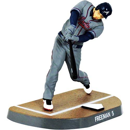 (Imports Dragon 2017 Freddie Freeman Atlanta Braves MLB Figur (16 cm))