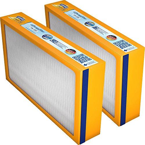 Swirl Ersatzfilter-Set (G4 + F7) für Vaillant Recovair 360/4+360/4 E, Recovair 260/4 + 260/4 E, Pluggit Avent P450