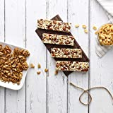 FabBox Sugarfree Protein and Fibre Rich Walnut Health Bar Nutritious Energy Crunch Bar for Workout Gym and Kids (Nutful), 60GM