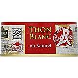 Connetable, Weißer Thunfisch Natur, Label Rouge, Füllmenge 160g/ATG 120g