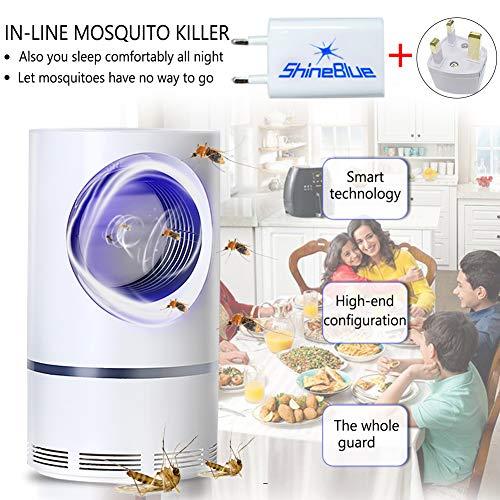 FeiGu Lámpara Antimosquitos - 5W Trampas Insectos