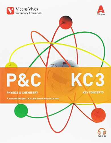 P&C 3 KEY CONCEPTS+CD