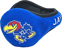 180s Kansas Jayhawks Behind-the-Head Ear Warmer