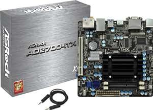 ASRock AD2700-ITX Carte mère Intel Mini ITX Socket Atom