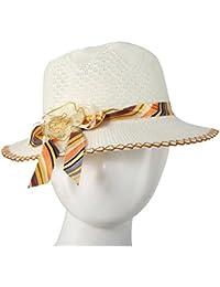 Beunew Baby Girl Bow-Knot Bonnet Round Party Fancy Cap/Hat
