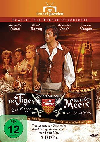 Das Wappen von Saint Malo (Fernsehjuwelen) (2 DVDs)