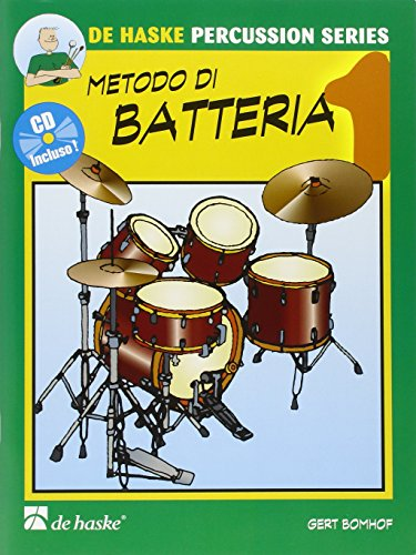 Metodo Di Batteria Vol. 1   + CD