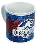 Offizielle Jurassic World 200ml Keramik Tasse–Jurassic World Logo Design