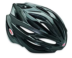 Bell Array 10 Casco per bici da strada, Nero/Carbone, S (51-55cm)
