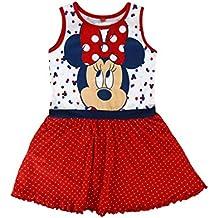 22-1969 Vestido de algodón de la MINNIE para niñas