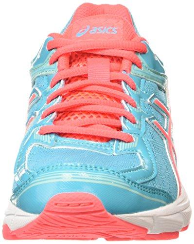 Gs Asics Blue Blue diva Blau 1000 scuba Pink 4 Gt Mädchen 3920 Laufschuhe pool qA71rtAfB