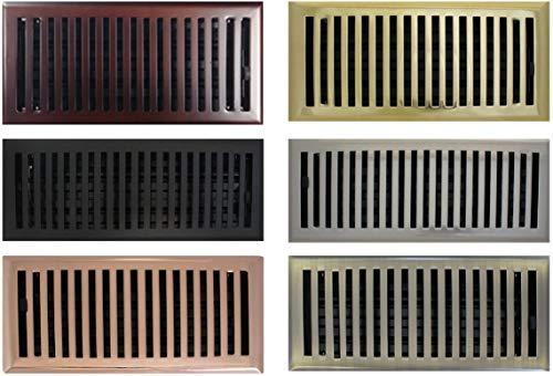 Boden-vent (Modernes Boden Register (Vent) mit Dämpfer (Klimaanlage Vent Cover))