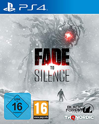 Fade to Silence [Playstation 4] (Playstation 4-strategie-guides)