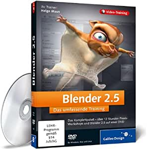 Blender 2.5 - Das umfassende Training