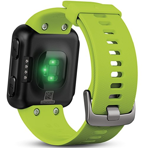 Garmin Forerunner 35 GPS Running Watch with Wrist-based Heart Rate – Limelight Green