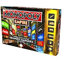 Hasbro - A47701010 - Jeu de Plateau - Monopoly Empire (version 2013)