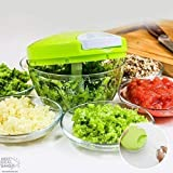 #9: Smart Chopper, Vegetable Cutter and Food Processor