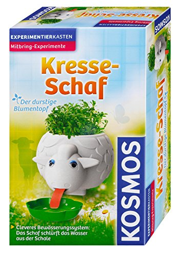 Kosmos Experimente & Forschung 657703 Kresse-Schaf, Spiel