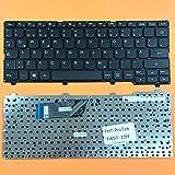 kompatibel für Lenovo IdeaPad 100S-11IBY 80R2 DEUTSCHE - Tastatur Keyboard ohne Rahmen