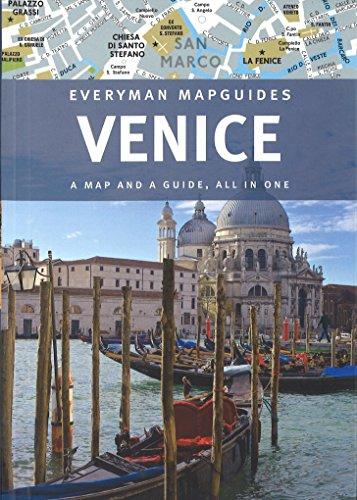Venice Everyman Mapguide: 2016 edition (Everyman Citymap Guide) - New Mapguide York