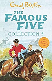 The Famous Five Collection 5: Books 13-15 (Famous Five: Gift Books and Collections) (English Edition)