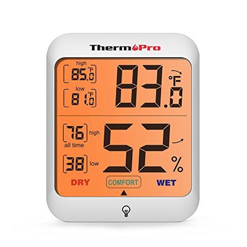 ThermoPro Funk Wetterstation TP53  im Test
