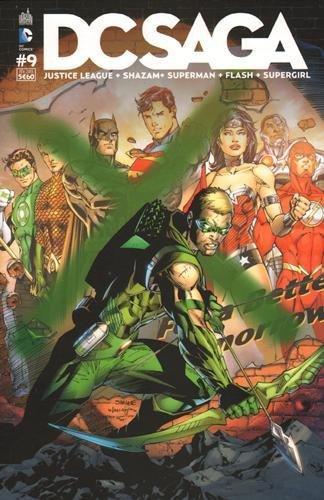 DC Saga, N° 9