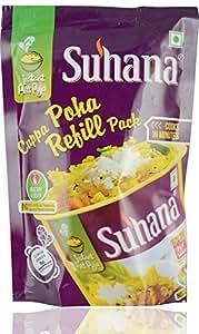 Suhana Poha Mix 80g Refill