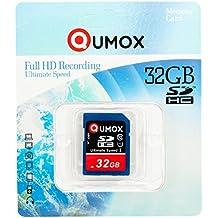 QUMOX 32GB SDHC MEMORY CARD CLASS 10 UHS-I Grade
