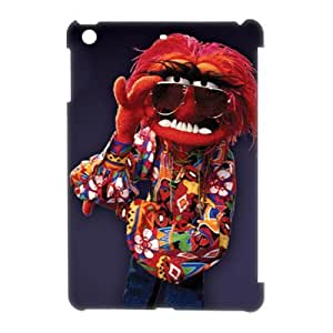 """The Muppets Cookie Monster"" 3D Hard Plastic Back Case Cover for iPad Mini I9300-TOC-04051"