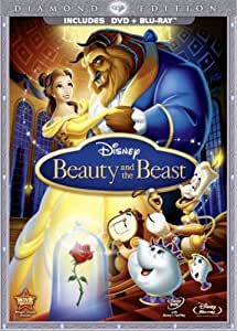 Beauty & the Beast D/Play DVD Box [Blu-ray] [Import anglais]