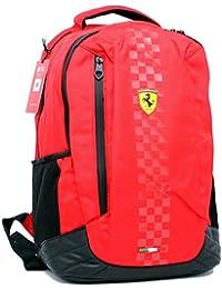 Mochila Big Rojo Establo Ferrari Kids