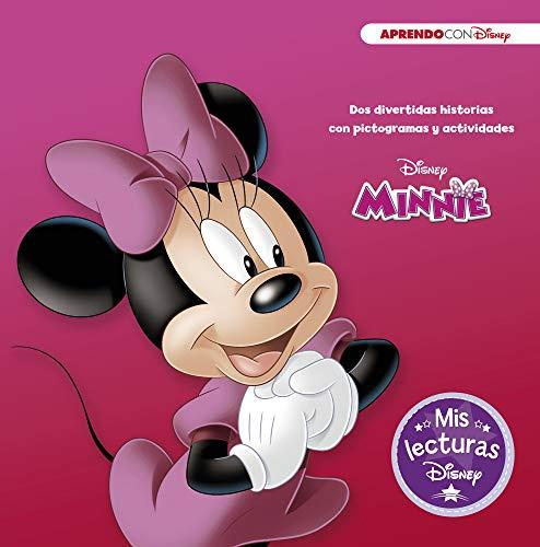 Minnie (Mis lecturas Disney): 2 divertidas historias con pictogramas y actividades. (Mickey Mouse)