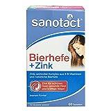 Biolabor Bierhefe + Zink Tabletten 60St.