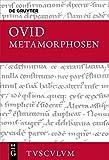Metamorphosen (Sammlung Tusculum) - Ovid