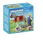 Playmobil Veterinaria - Caball...