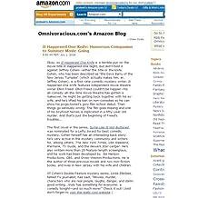 Amazon's Omnivoracious Blog
