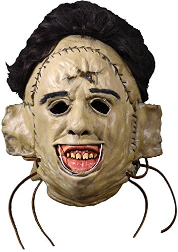 Texas Chainsaw Massacre 1974 Leatherface Killing Mask - Chainsaw Kostüm