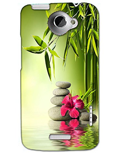 Hugo Htc One X Back Cover Plastic Case Printed Hard Cover