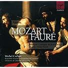 Mozart: Requiem/Faure: Requiem