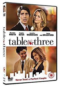 Table For Three [DVD] [2008]