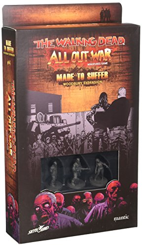 Mantic Games MGWD016 Suffer Expansion